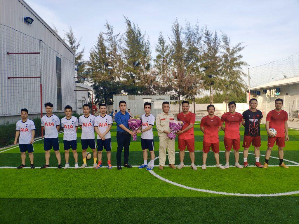 Ban quản lí KCN Nam Đình Vũ