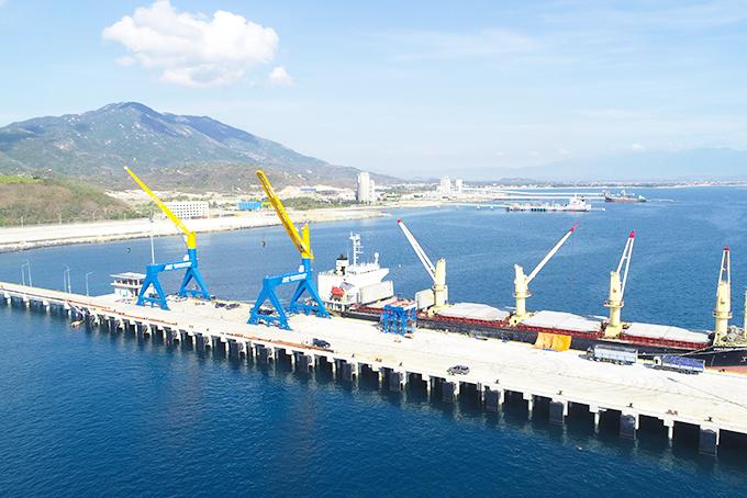 Khanh Hoa port