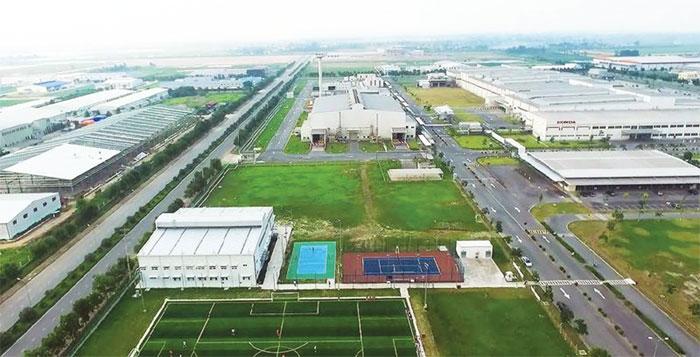 Khu công nghiệp Quang Minh - Hà Nội