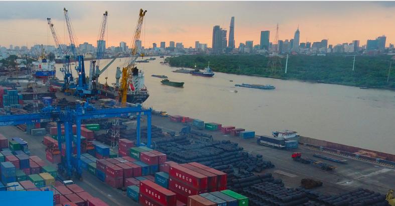 Saigon Port