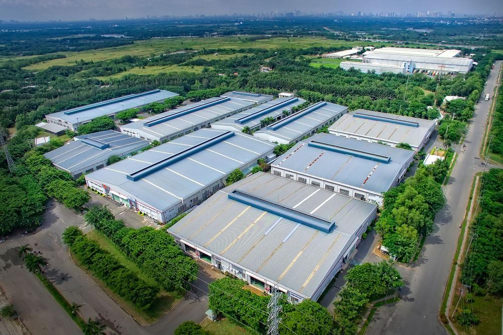 Vietnam logistics industrial real estate