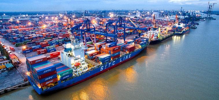 Đình Vũ cũng là một trong số các cảng biển hiện đại thu hút nhiều vốn FDI