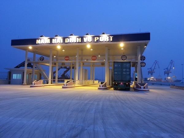 Cảng Nam Hải Đình Vũ được kỳ vọng sẽ hấp dẫn các hãng tàu lớn trong và ngoài nước