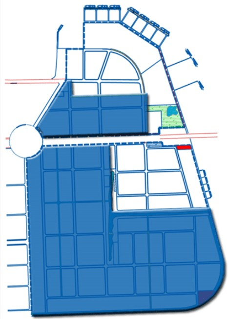 Flexible leasing land, dividing land depending on the needs of customers.