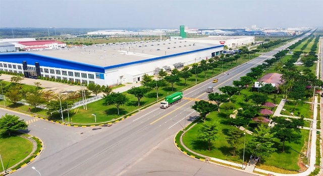 logistics and industrial real estate in vietnam